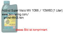 Bild vom Artikel Addinol Super Visco MV 1066 / 10W60 (1 Liter)