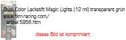Bild vom Artikel Dupli Color Lackstift Magic Lights (12 ml) transparent grün
