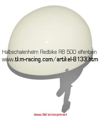 Redbike RB-500 Halbschalenhelm