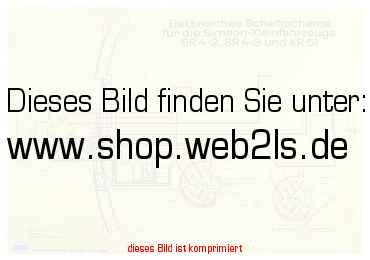 Simson Schaltplan f. KR51-1/SR4-2/SR4-3/SR4-4/KR51-2 in Simson ¹ ...