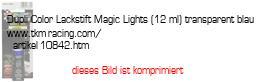 Bild vom Artikel Dupli Color Lackstift Magic Lights (12 ml) transparent blau